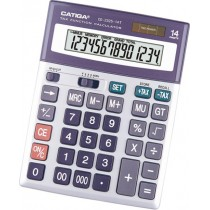 ماشین حساب رومیزی کاتیگا CATIGA CD-2325-14RP