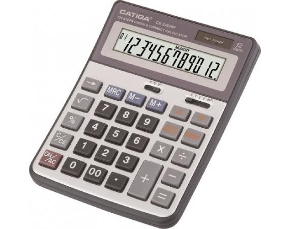 ماشین حساب رومیزی کاتیگا CATIGA CD-2383RP