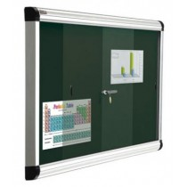 تابلو اعلانات شیشه خور 100x200 شیدکو