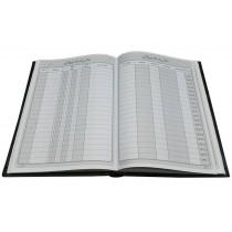 دفتر اسناد دریافتی سایز وزیری