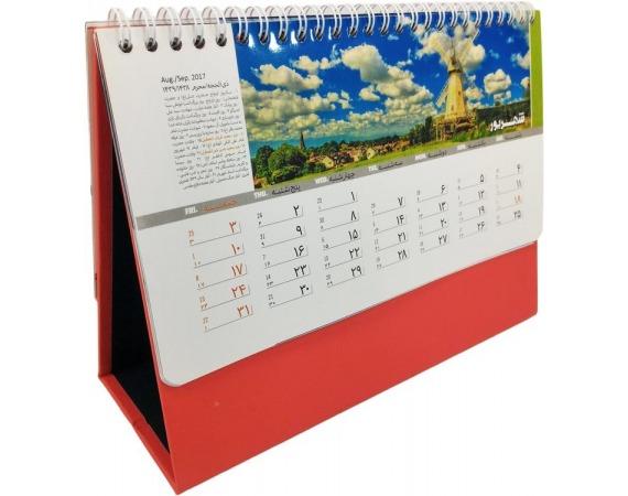 تقویم رومیزی ویژه تبلیغات