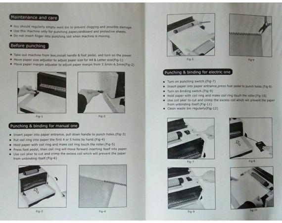 دفترچه راهنما فنرزن OVEN EC8706
