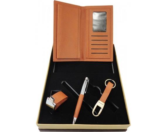 ست مدیریتی کیف، خودکار، جاسوئیچی، فلش کد 379