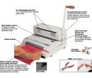 فنرزن مارپیچی نیمه برقی سوپربایند تایوان COILMAC-ECI SuperBind