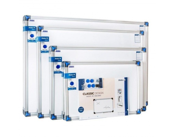 وایت برد مغناطیسی 200 × 100 شیدکو کلاسیک