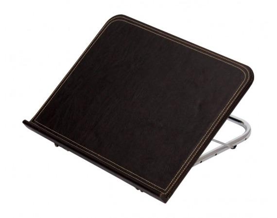 کتاب یار چرمی پایه فلزی