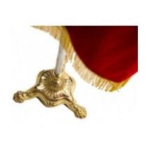 پرچم تشریفاتی پایه پنجه شیر