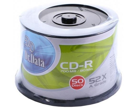 سی دی CD دکتر دیتا 50 عددی باکس دار