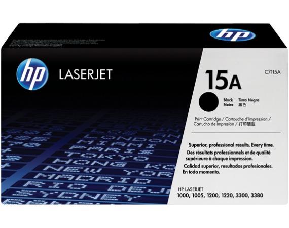 کارتریج HP 15A
