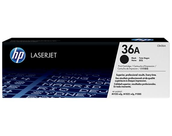 کارتریج HP 36A