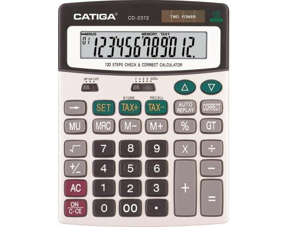 ماشین حساب رومیزی کاتیگا CD-2372