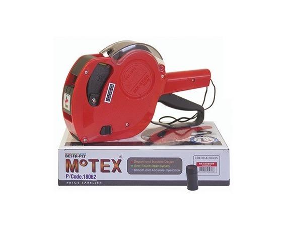 اتیکت زن MOTEX موتکس کره ای