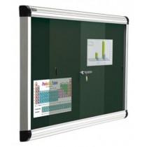 تابلو اعلانات شیشه خور 90x120 شیدکو