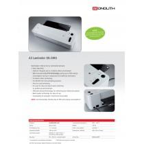 دستگاه لمینیتور A3 مدل OL300