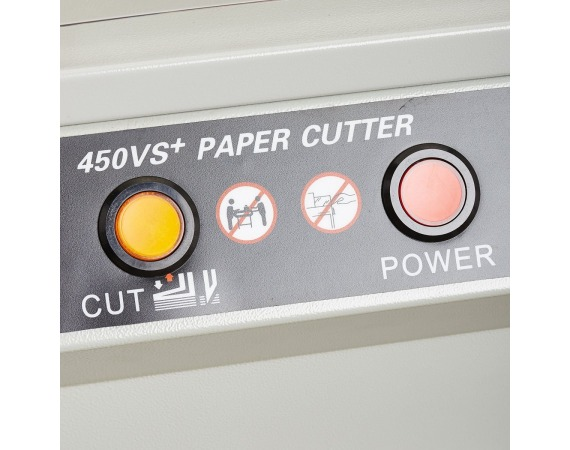 کاتر و گیوتین برقی مدل 450VS