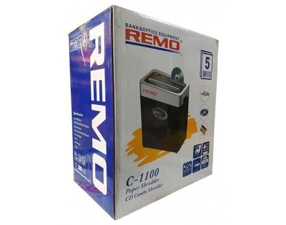 دستگاه کاغذ خردکن ریمو مدل C1100